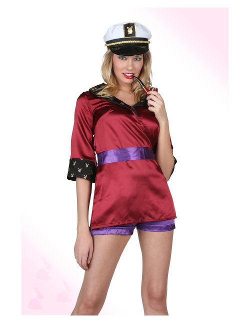 Hugh Hefner Costume for Women