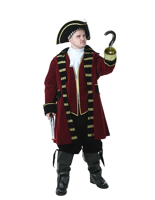 Captain Hook Up To 6X