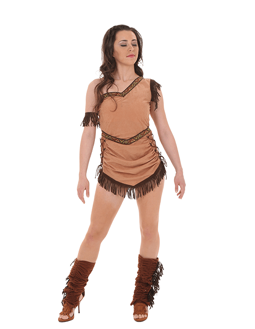 Pocahontas Experience the Wind Pose