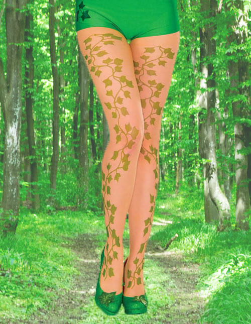 Poison Ivy Tights