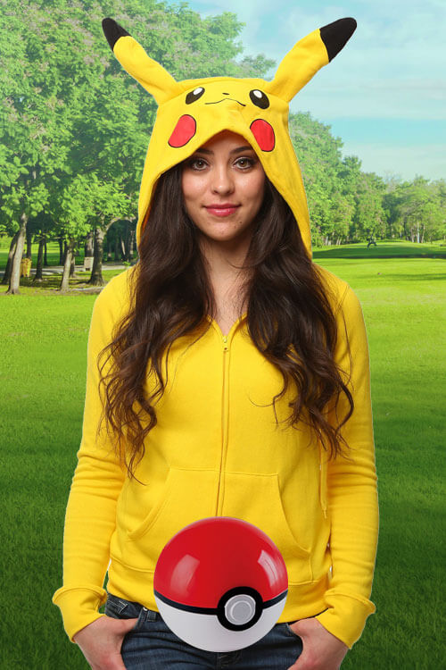 Pikachu Sweatshirt