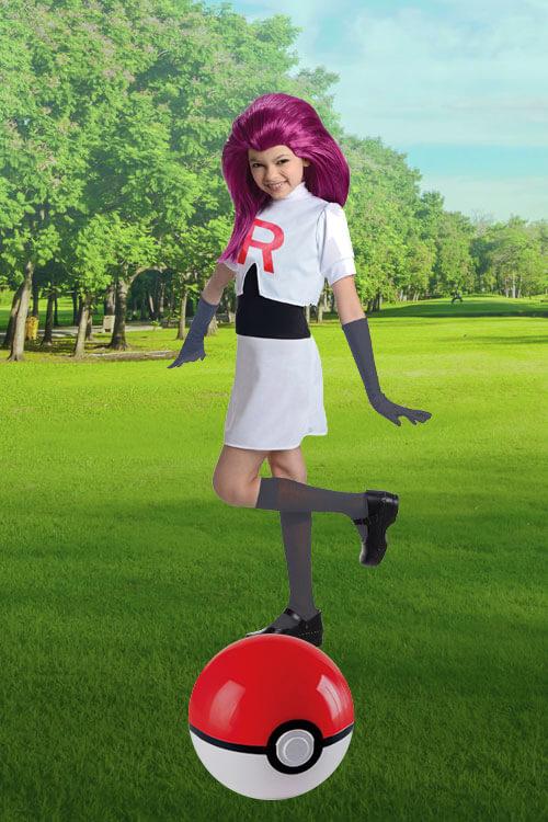 Pokémon Jessie Costume for Kids