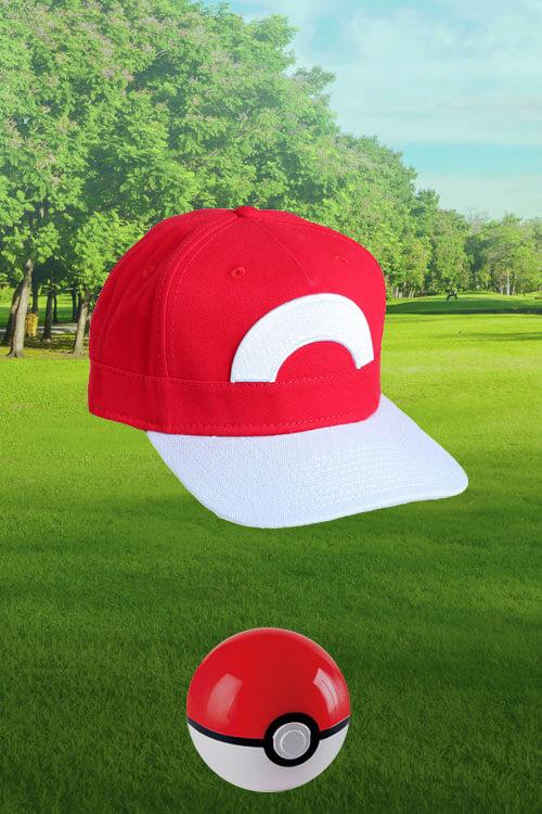 Pokémon Ash Ketchum Hat