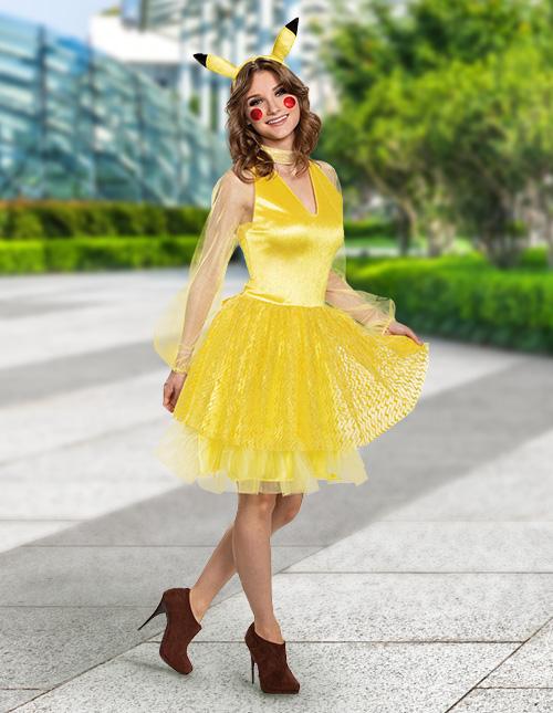 Pokemon Dresses