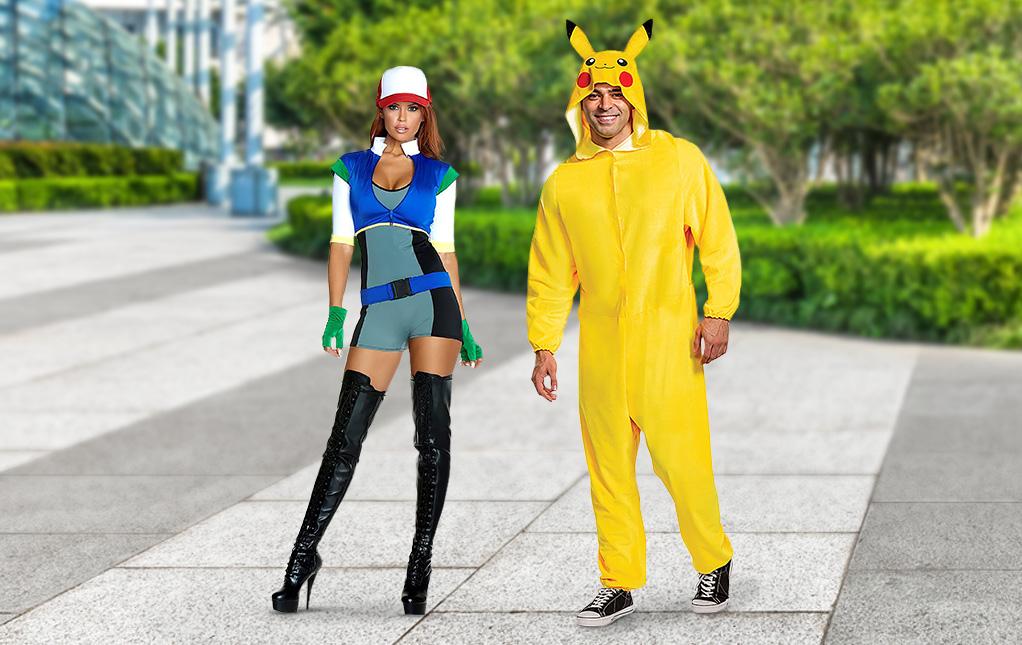 Sexy Pokemon Cosplay