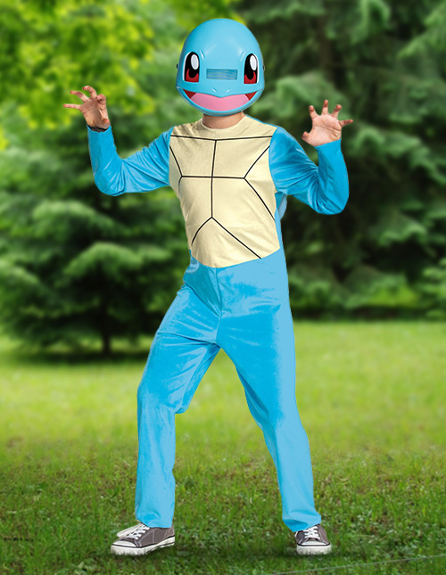 Squirtle Costumes