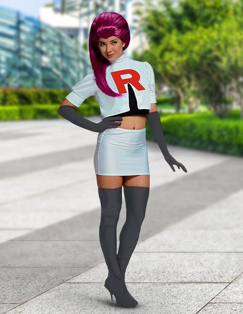 Team Rocket Costumes
