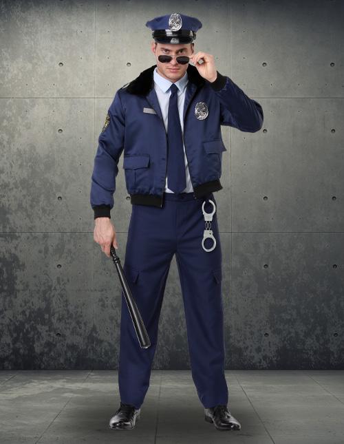 Cop Halloween Costume