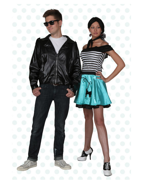 50s Couple Costumes