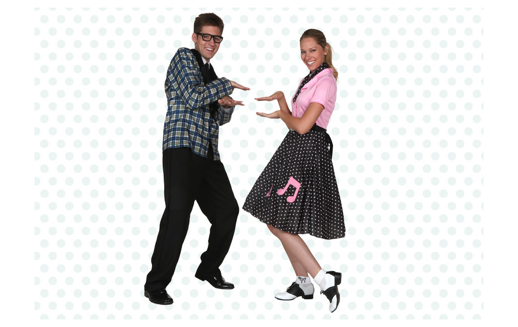 The Hand Jive Dance Costumes