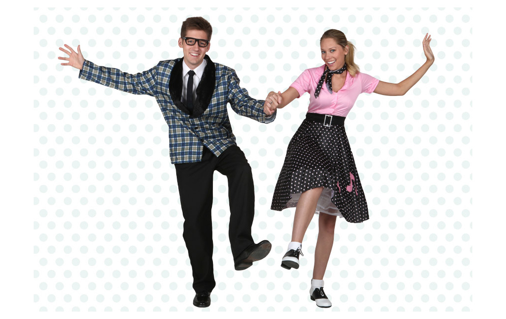 The Jitterbug Dance Costumes
