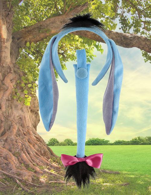 Eeyore Costume Kit