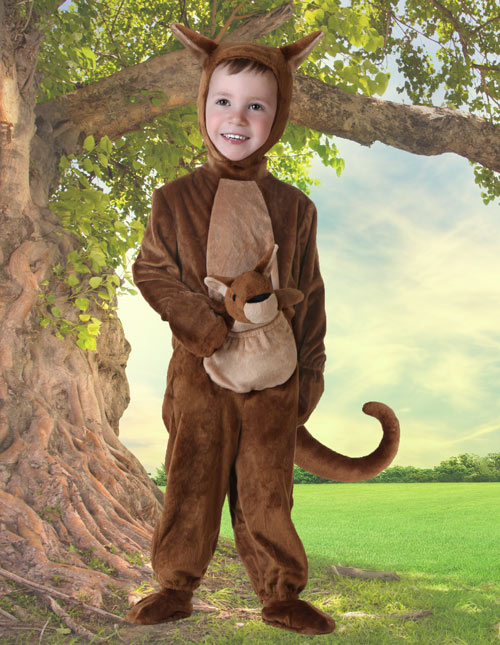 Toddler Roo Costume