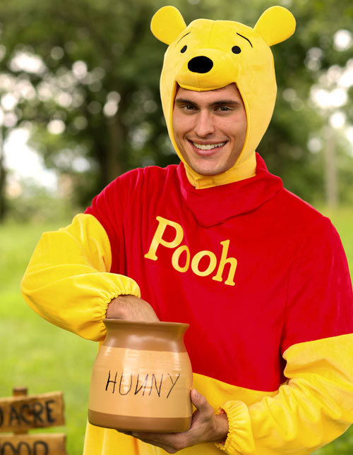 623db036f498 Sometimes the right prop makes the costume. If you re looking for some ideas  for Pooh