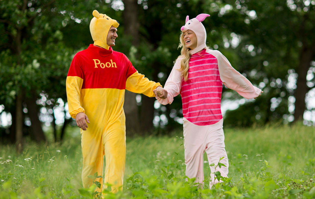 758fe5495e13 Couples ideas are easy in the Hundred Acre Wood