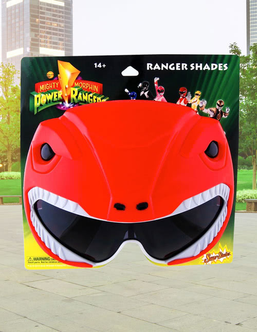 Power Rangers Sunglasses