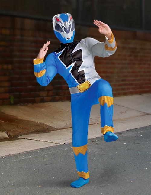Dino Power Ranger Costumes