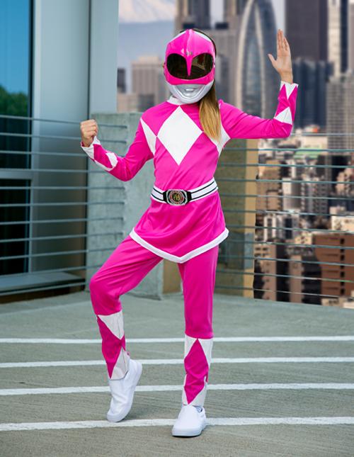 Pink Power Ranger Costumes