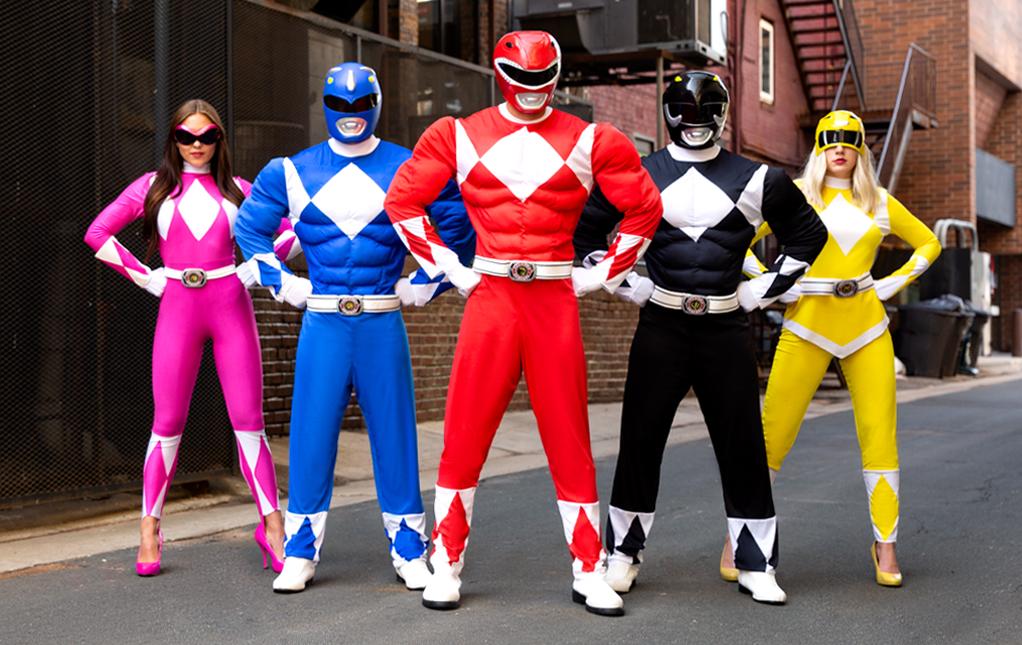 Power Ranger Helmets