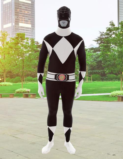 Black Ranger Costume