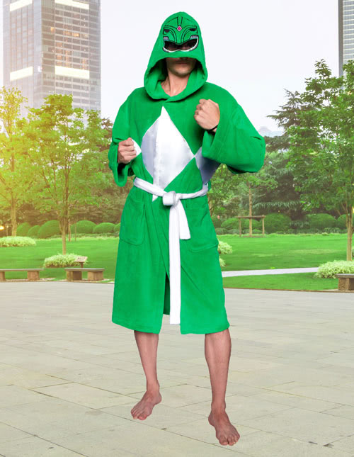 Power Rangers Robe