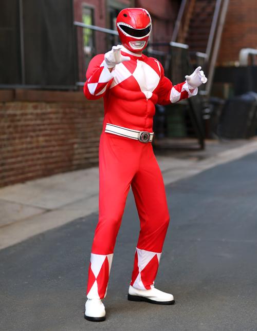 Red Power Ranger Costumes