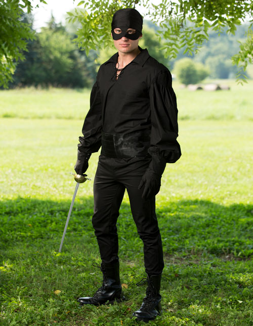 The Dread Pirate Himself