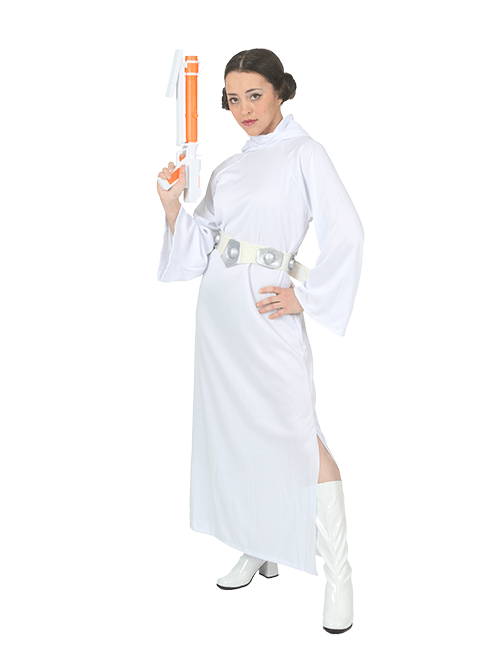Princess Leia Pistol Packing Princess Pose