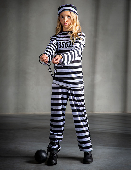 Girl Prisoner Costume