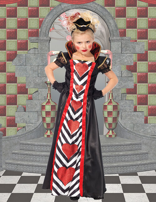 Queen Of Hearts Adult Costume 66