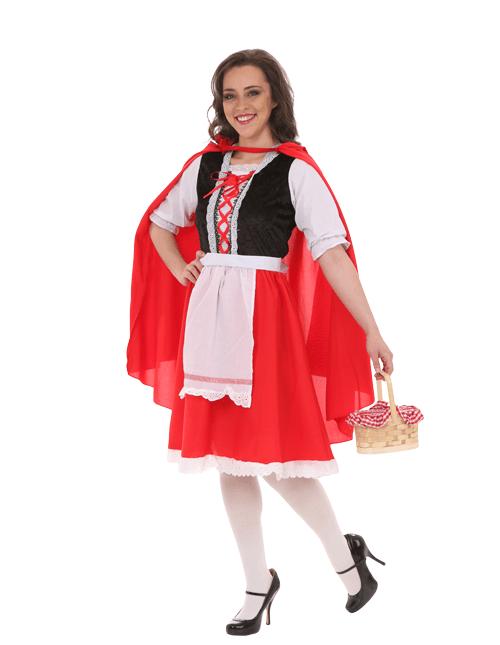 Little Red Riding Hood Costumes Halloweencostumes Com