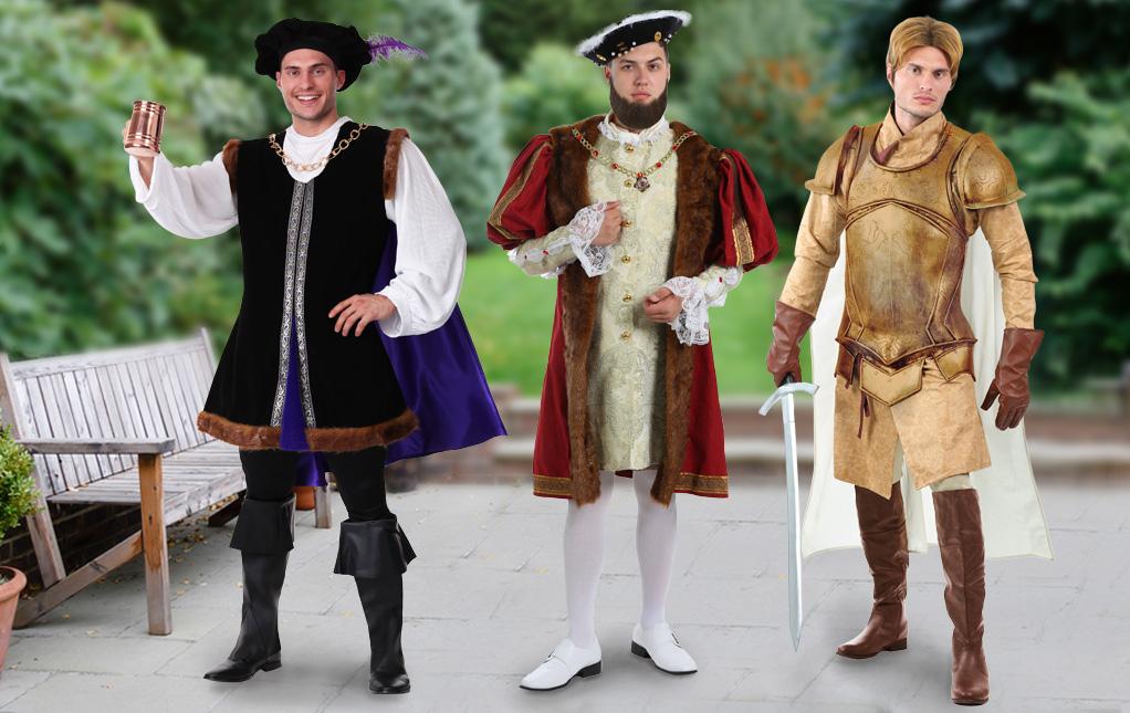 Plus Size Renaissance Costumes