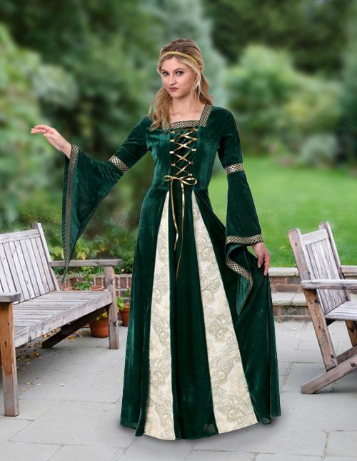 Women's Medieval Dress