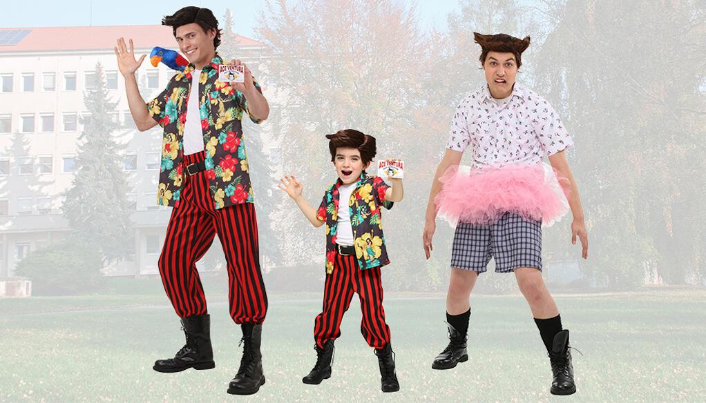 Ace Ventura Costumes