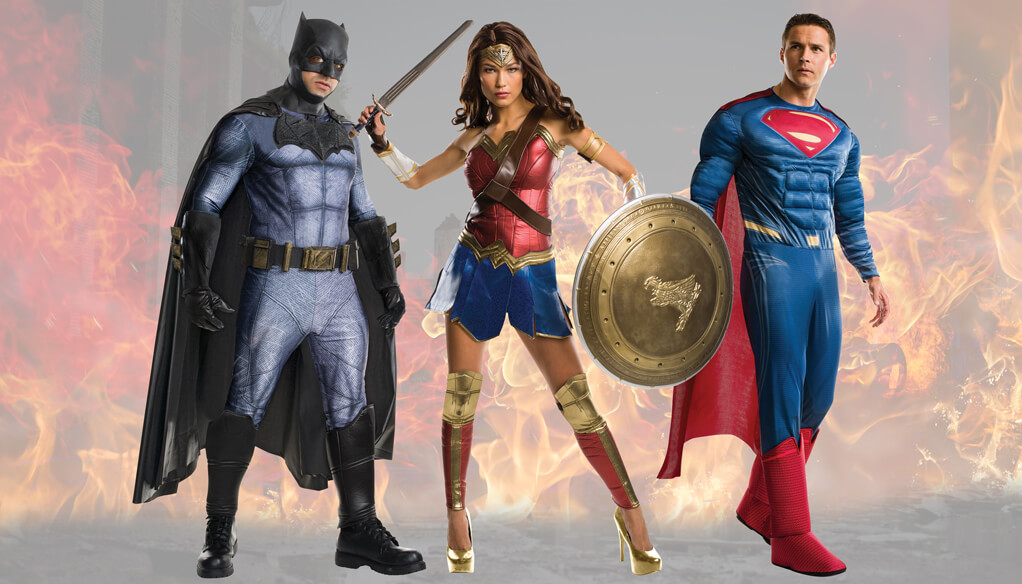 Batman v Superman: Dawn of Justice Costumes