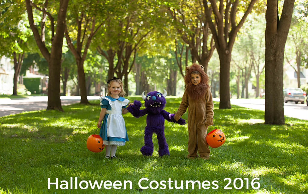 Halloween Costumes 2016: What's New?