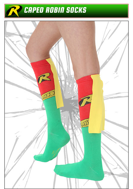 Robin Cape Socks