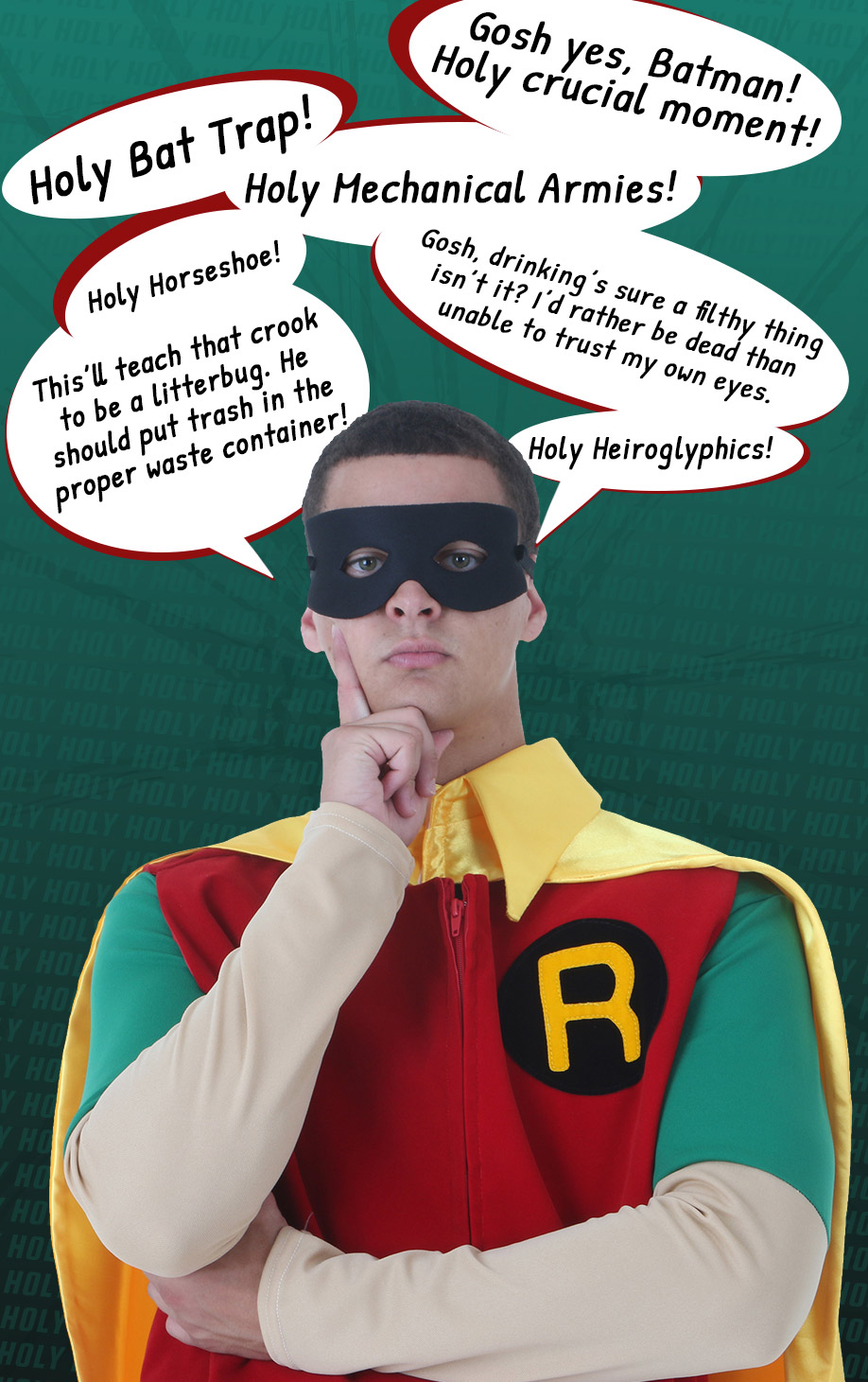 Robin Quotes