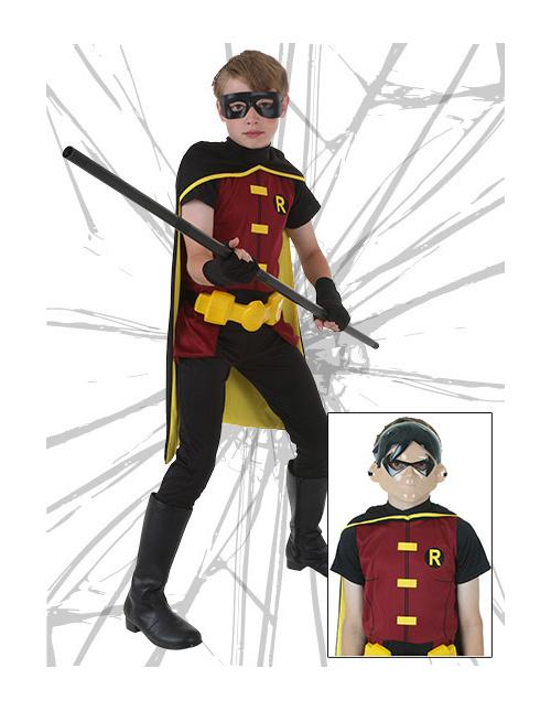 Boys Robin Costume