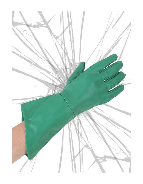 Green Robin Gloves