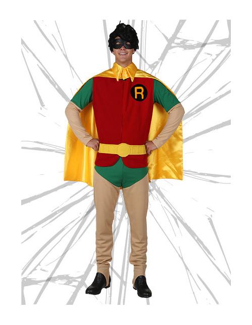Robin Hero Costume