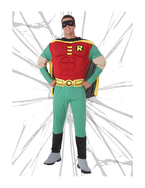 Robin Muscle Costume