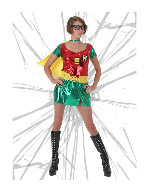 Women's Robin Costume