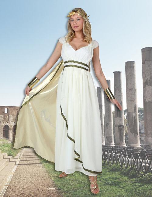 Roman warriors greek goddess costumes halloweencostumes adult goddess costume solutioingenieria Choice Image