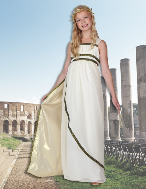 e850f0af180 Roman Warriors   Greek Goddess Costumes - HalloweenCostumes.com