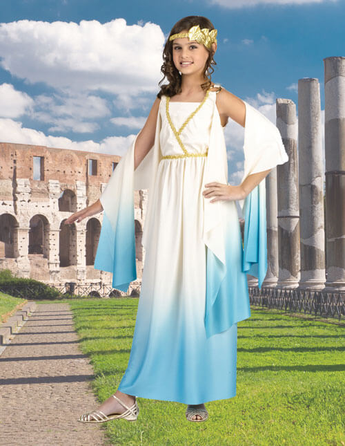 Greek Goddess Costumes for Kids