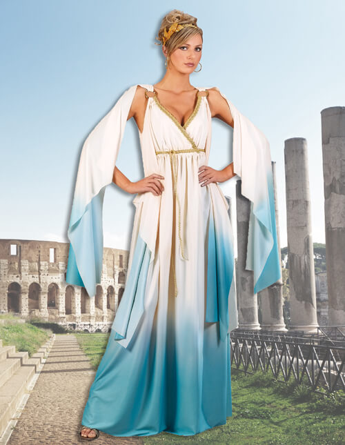 Superior Womenu0027s Greek Goddess Costume