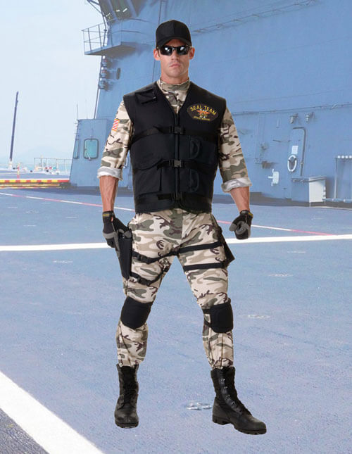 Navy SEAL Costume