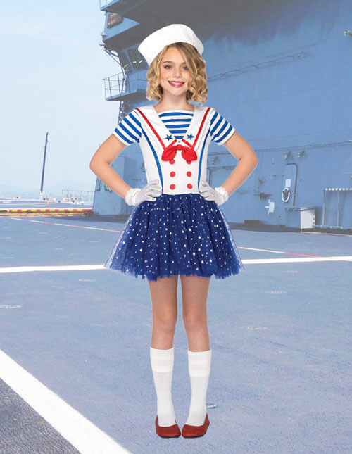 Sailor Sweetie Costume
