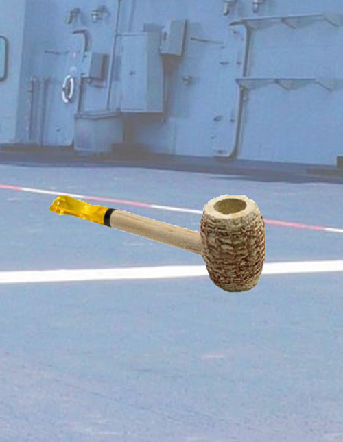 Corncob Pipe